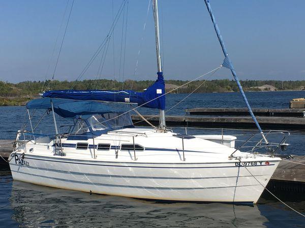 Used Sailboat ODIN 820 Daysailer Sailboat For Sale