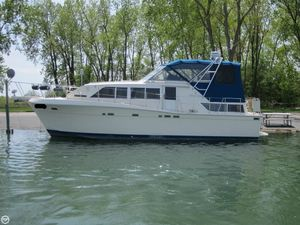 Used Chris-Craft 381 Catalina Aft Cabin Boat For Sale