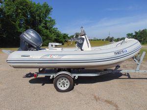 Used Ab 12 VST Tender Boat For Sale