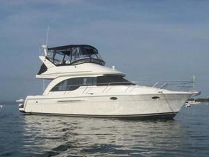 Used Meridian 341 Fly Motor Yacht For Sale