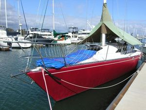 Used Wilderness 40 Racer and Cruiser Sailboat For Sale