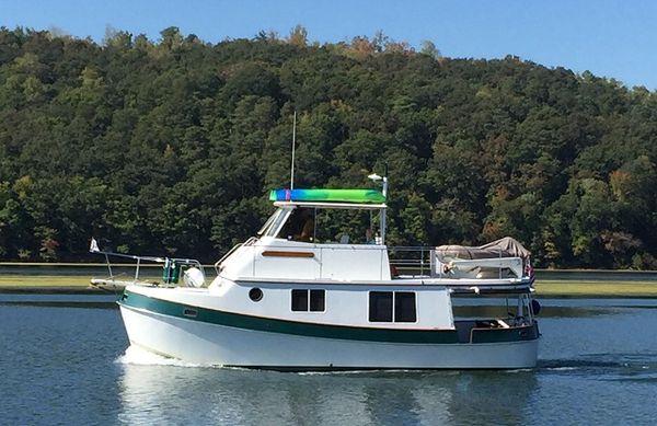 Used Kadey-Krogen Manatee Motor Yacht For Sale