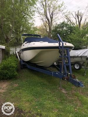 Used Hurricane SD260 Sun Deck Boat For Sale