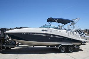 Used Sea Ray Deck Boat For Sale