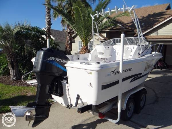 Used Pro-Line 20 Walkaround Fishing Boat For Sale