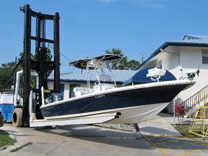 Used Key West Saltwater Fishing Boat For Sale