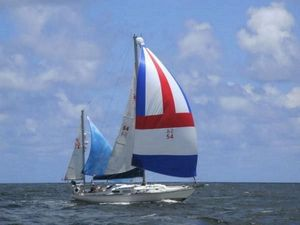 Used Pearson Yawl Sailboat For Sale