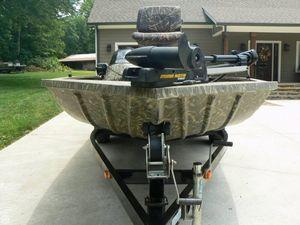 Used Alumacraft MV1860SC Aluminum Fishing Boat For Sale