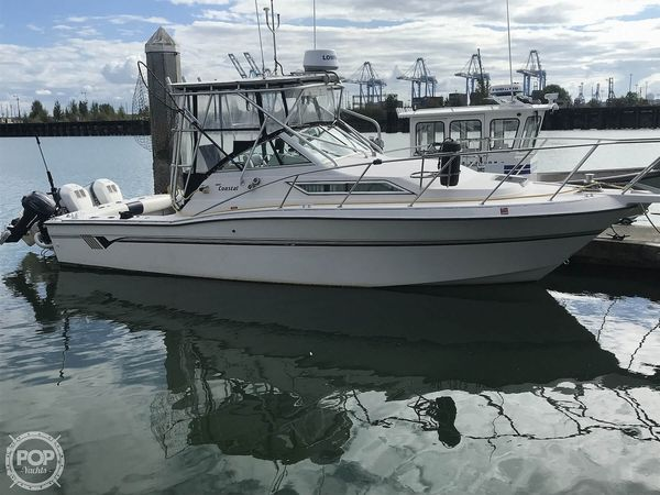 Used Wellcraft Coastal 2600 Walkaround Fishing Boat For Sale