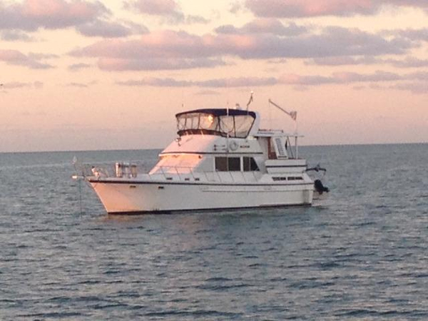 Used Jefferson 42 Aft Cabin Motoryacht Aft Cabin Boat For Sale