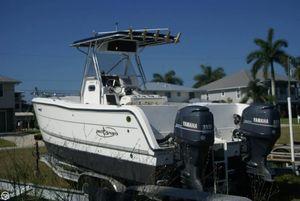 Used Prokat 2200 Kat Power Catamaran Boat For Sale