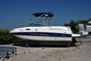Used Chaparral 216 Sunesta Bowrider Boat For Sale