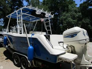 Used Hydra-Sports 2450 Vector Center Console Fishing Boat For Sale