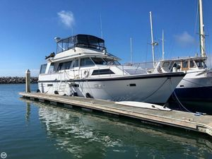 Used Trojan F54 Deckhouse Aft Cabin Boat For Sale