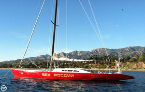 Used Ussr 73 Racer and Cruiser Sailboat For Sale