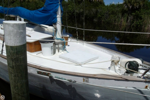 Used Brighton 32 Cutter Sailboat For Sale
