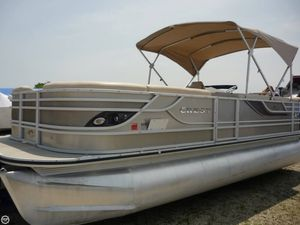 Used Crest 230 Caribbean Pontoon Boat For Sale