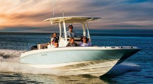 New Boston Whaler 27DA Sports Fishing Boat For Sale