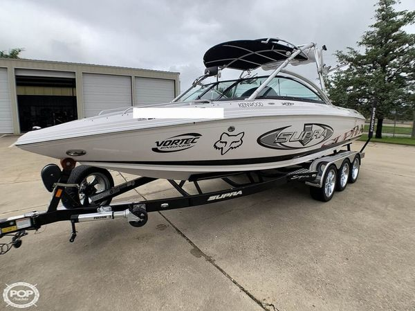 Used Supra 24 SSV GRAVITY GAMES EDITION Ski and Wakeboard Boat For Sale