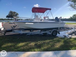Used Edgewater 185 CC Center Console Fishing Boat For Sale