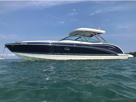 Used Formula Bowrider 350 CBR Bowrider Boat For Sale
