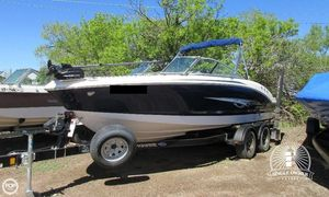 Used Chaparral 21 Deluxe Ski and Fish H2O Bowrider Boat For Sale