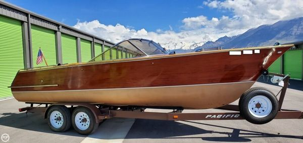 Used Murphy Boat Works Royal Laker Runabout Antique and Classic Boat For Sale