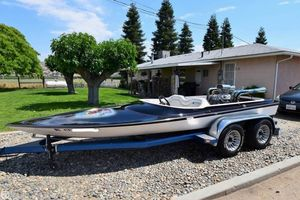 Used Dominator 18 High Performance Boat For Sale