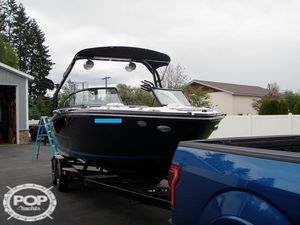 Used Monterey 238 SS Ski and Wakeboard Boat For Sale