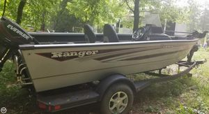 Used Ranger Boats VS1680 SC Bass Boat For Sale
