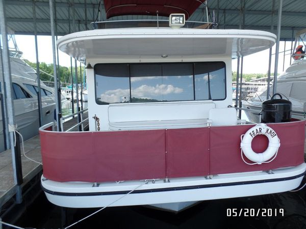 Used Gibson 41 House Boat For Sale