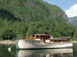 Used Custom Bridge Deck Motor Yacht For Sale