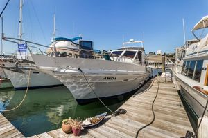 Used Monte Fino Pilot House Pilothouse Boat For Sale