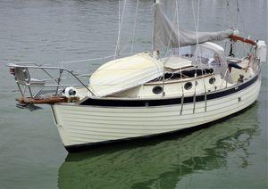 Used Nor'sea 27 Cruiser Sailboat For Sale