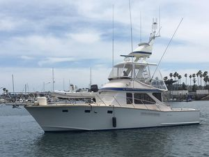 Used Pacifica Sportfish Convertible Fishing Boat For Sale