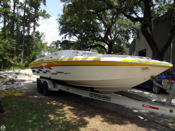 Used Powerquest 280 Silencer High Performance Boat For Sale