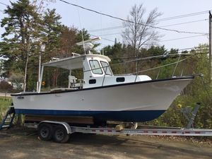 Used Eastern Falmouth Sports Fishing Boat For Sale