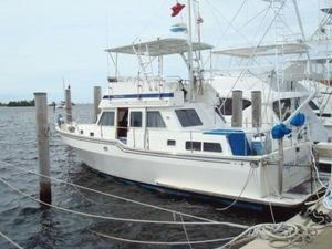 Used C&c CML Trawler Boat For Sale