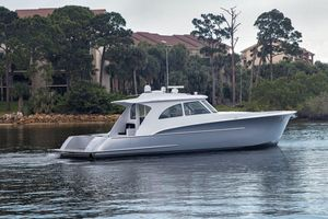 Used Blackwell 57 Walk Around Commercial Boat For Sale