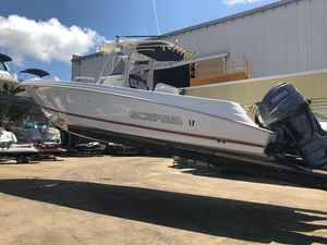 Used Wellcraft 35 Scarab Tournament Center Console Fishing Boat For Sale
