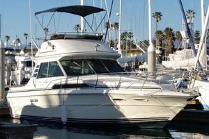 Used Sea Ray 340 Fisherman Convertible Fishing Boat For Sale