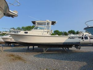 Used Parker 2510 Walkaround Cruiser Boat For Sale