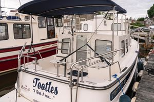 Used Nordic Tugs 26 Pilothouse Boat For Sale