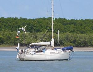 Used Hallberg-Rassy Rasmus 35 Cruiser Sailboat For Sale