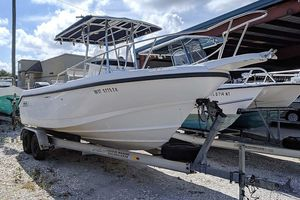 Used Boston Whaler Outrage 23 Center Console Fishing Boat For Sale