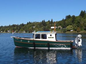 Used Devlin 25 Surf Scoter Commercial Boat For Sale