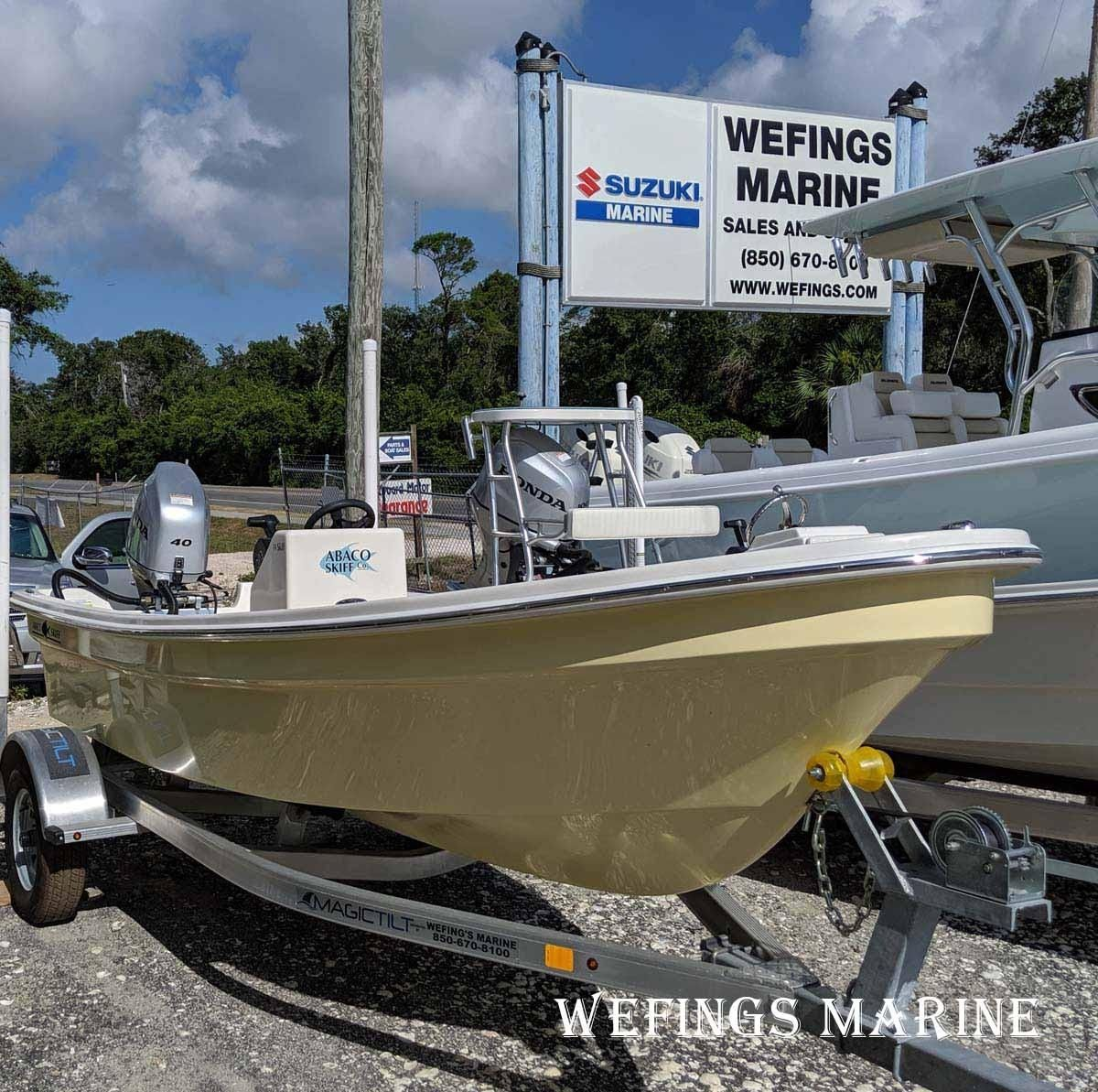 Skiffs For Sale >> 2019 New Abaco 14 Skiff Commercial Boat For Sale 16 900