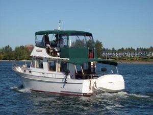 Used Chb LA PAZ Sedan Trawler Boat For Sale