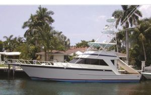 Used Striker 62' Convertible Sports Fishing Boat For Sale