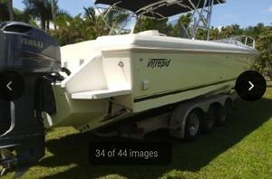 Used Intrepid 356 Cuddy Center Console Fishing Boat For Sale